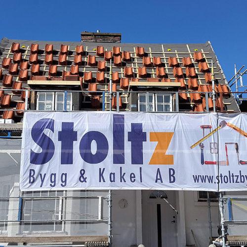 Stoltz Bygg & Kakel Takbyten